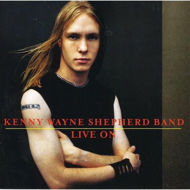 Kenny Wayne Shepherd LIVE ON CD
