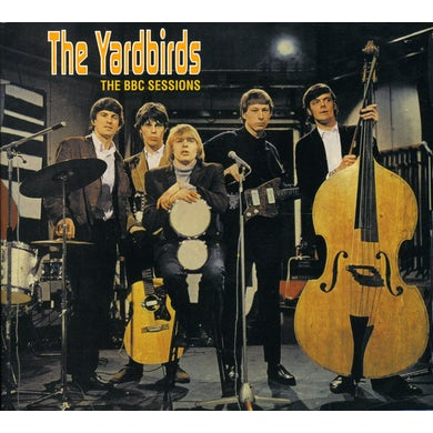 The Yardbirds BBC SESSIONS CD