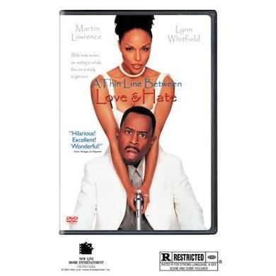 THIN LINE BETWEEN LOVE & HATE DVD