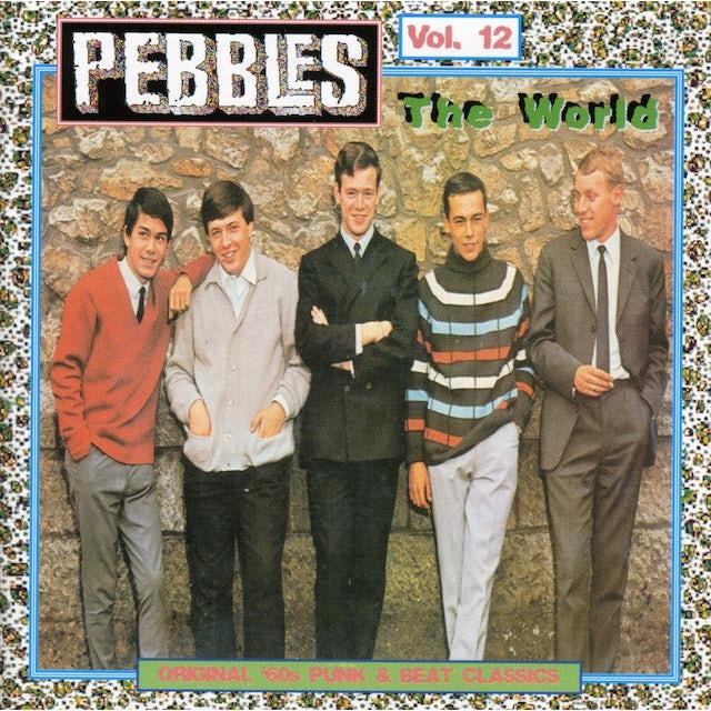 PEBBLES 12 / VARIOUS CD