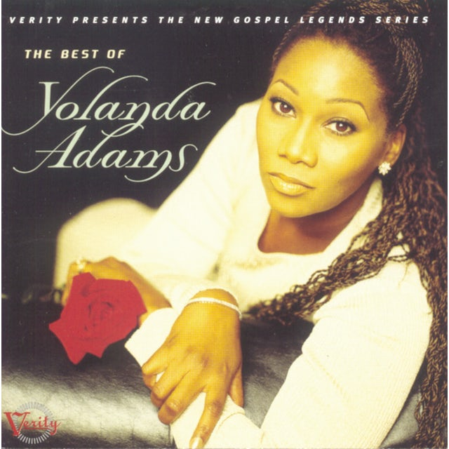 BEST OF YOLANDA ADAMS CD