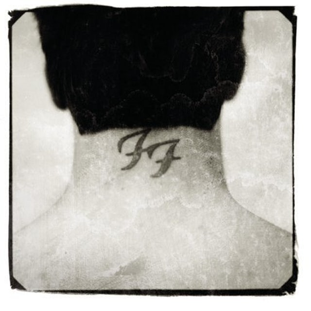 Foo Fighters THERE IS NOTHING LEFT TO LOSE CD