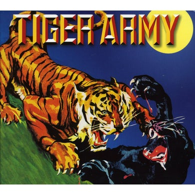 TIGER ARMY CD