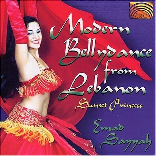 Emad Sayyah MODERN BELLYDANCE FROM LEBANON: SUNSET PRINCESS CD