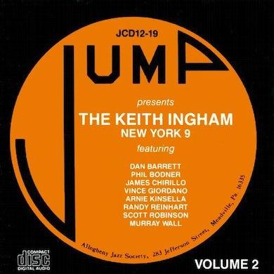 Keith Ingham NEW YORK 9 - 2 CD