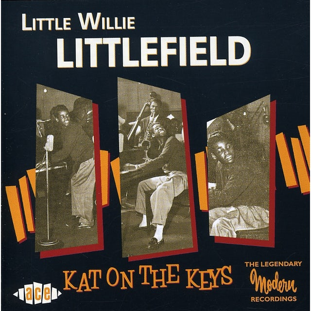 Little Willie Littlefield KAT ON KEYS CD