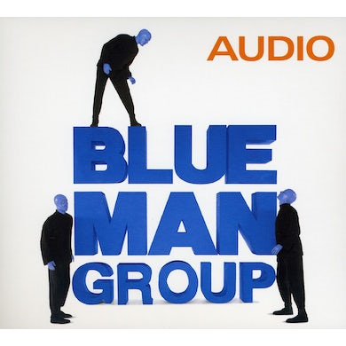 Blue Man Group AUDIO CD