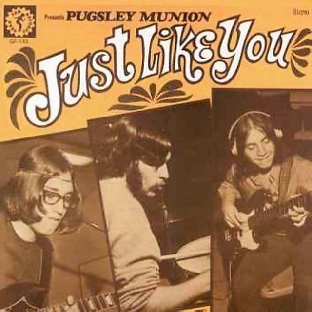 Pugsley Munion JUST LIKE YOU CD