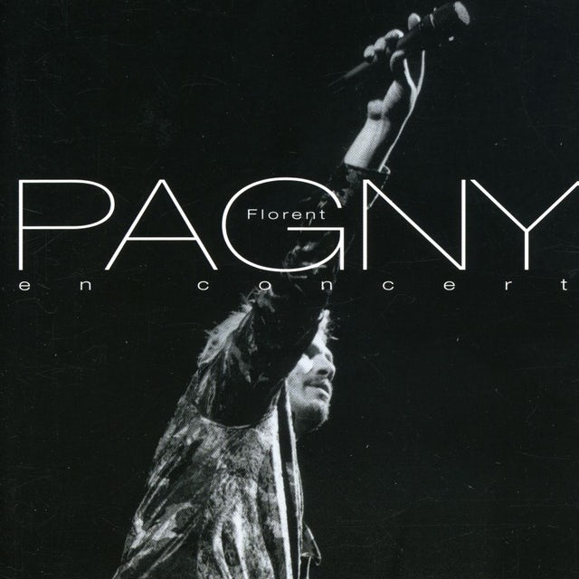 Florent Pagny EN CONCERT CD