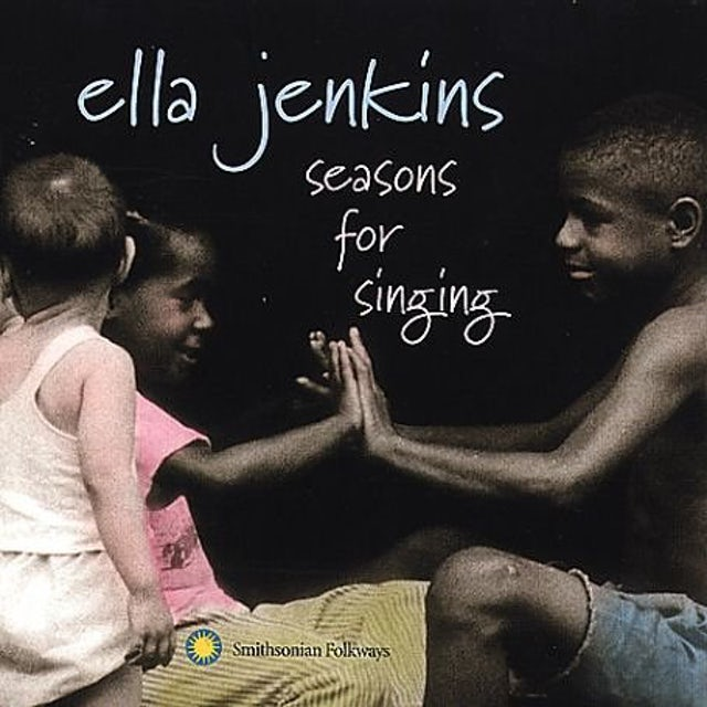Ella Jenkins SEASONS FOR SINGING CD