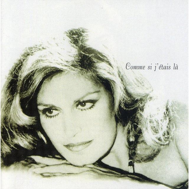 Dalida COMME SI J'ETAIS CD