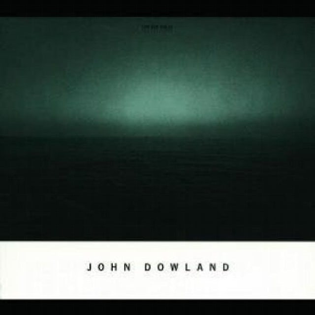 John Dowland IN DARKNESS LET ME DWELL CD