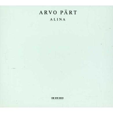 Arvo Part ALINA CD