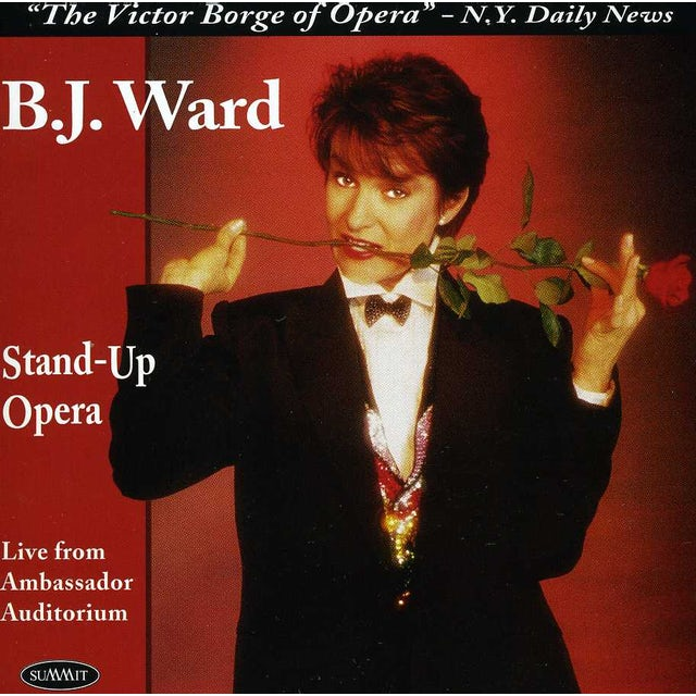 B.J. Ward STAND-UP OPERA CD