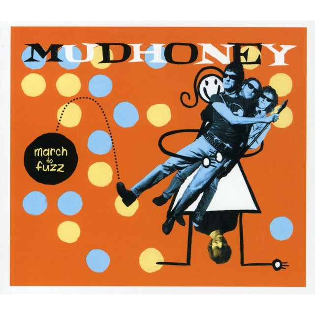 Mudhoney MARCH TO FUZZ CD