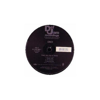 Dmx PARTY UP (X3) / DXL (X3) (Vinyl)