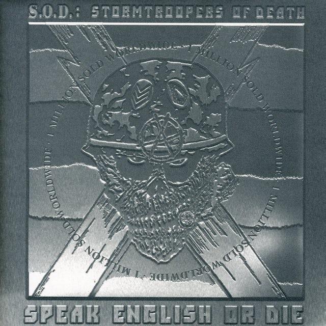 SOD SPEAK ENGLISH OR DIE (PLATINUM EDT) CD