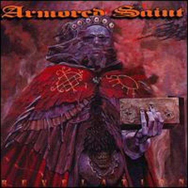 Armored Saint REVELATION CD