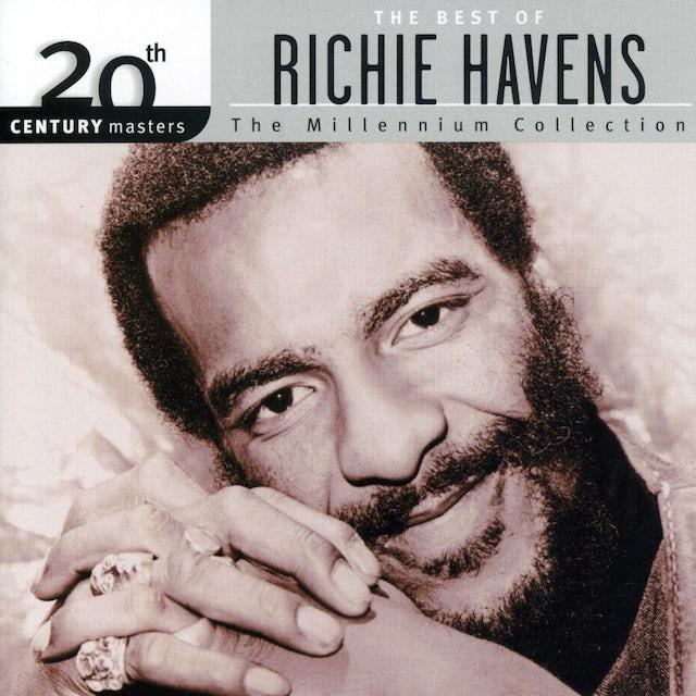 Richie Havens 20TH CENTURY MASTERS CD