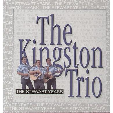 Kingston Trio STEWART YEARS CD
