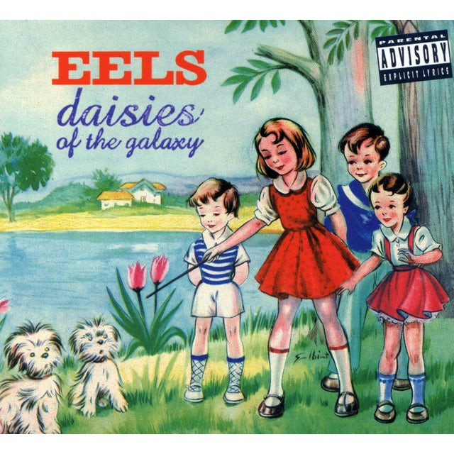 Eels Daisies Of The Galaxy Cd