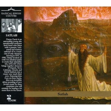 Danny Zamir SATLAH CD