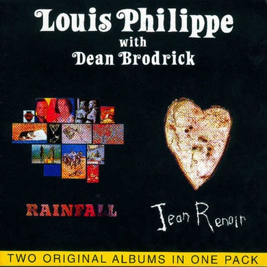 Louis Philippe RAINFALL & JEAN RENOIR CD