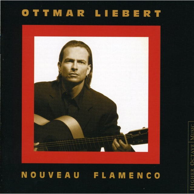 Ottmar Liebert NOUVEAU FLAMENCO: 1990-2000 SPECIAL EDITION CD