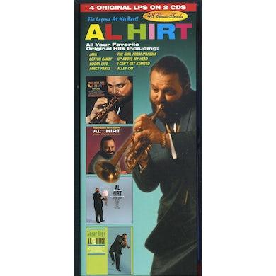 Al Hirt LEGEND AT HIS BEST CD