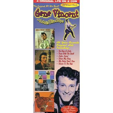 Gene Vincent LEGEND AT HIS BEST CD