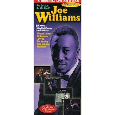 Joe Williams LEGEND AT HIS BEST CD
