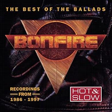 Bonfire HOT & SLOW-BEST OF CD