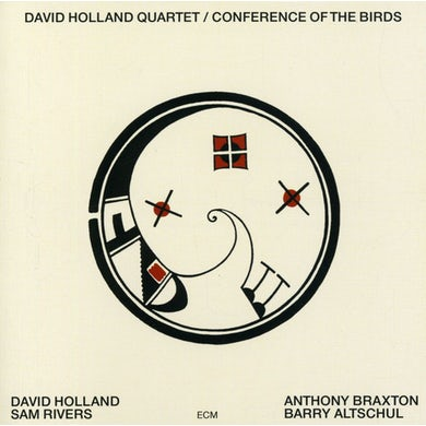 Dave Holland CONFERENCE OF THE BIRDS CD