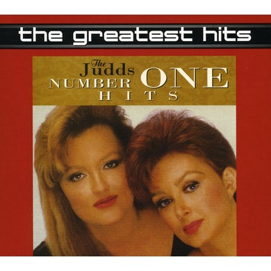 Judds NUMBER ONE HITS CD