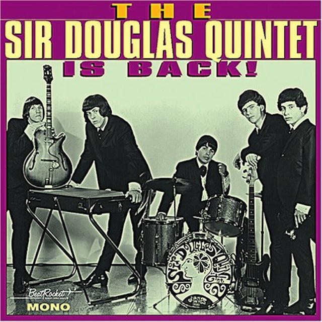Douglas Quintet IS BACK Vinyl Record