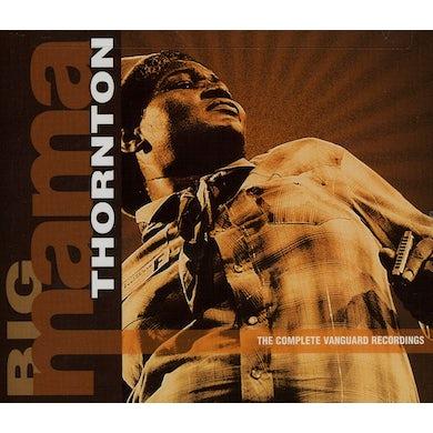 Big Mama Thornton COMPLETE VANGUARD RECORDINGS (TRIPLE JEWEL CASE) CD