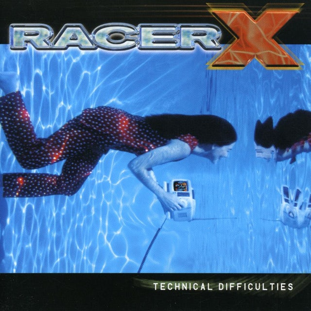 Racer X TECHNICAL DIFFICULTIES CD