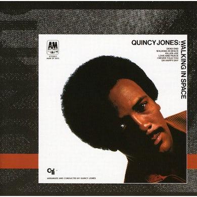 Quincy Jones WALKING IN SPACE CD
