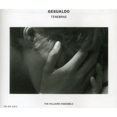 Hilliard Ensemble GESUALDO CD