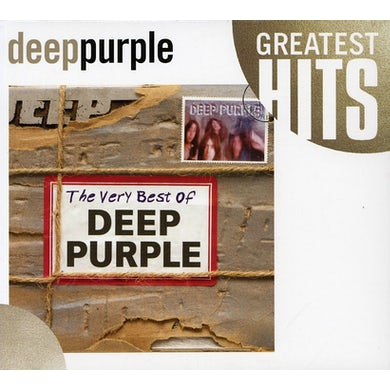 VERY BEST OF DEEP PURPLE CD