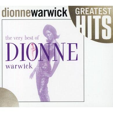 VERY BEST OF DIONNE WARWICK CD