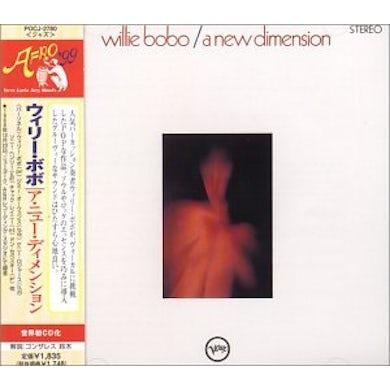 Willie Bobo NEW DIMENSION CD