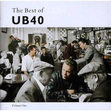Ub40 BEST OF 1 CD