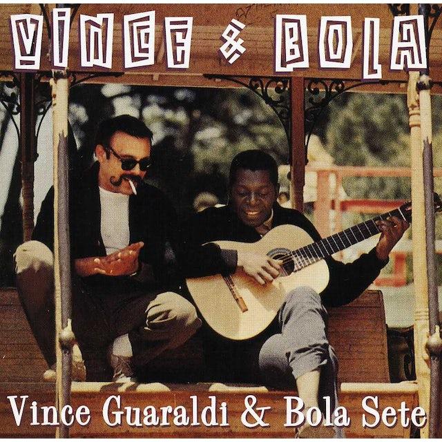 Vince Guaraldi / Bola Sete VINCE & BOLA CD