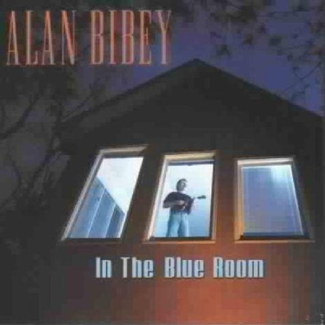 Alan Bibey IN THE BLUE ROOM CD