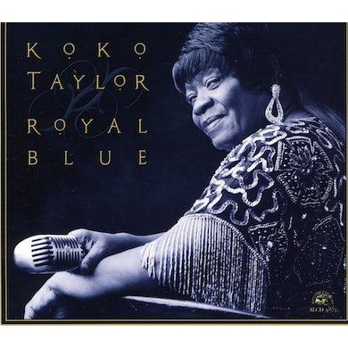 Koko Taylor ROYAL BLUE CD