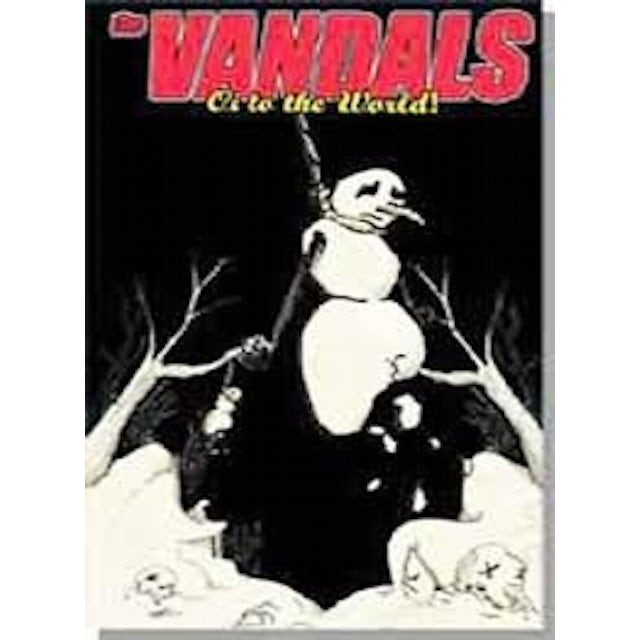 The Vandals  OI TO THE WORLD Vinyl Record