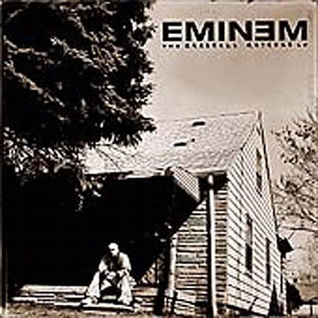 Eminem MARSHALL MATHERS LP Vinyl Record