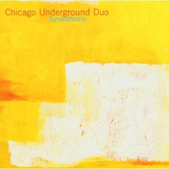 Chicago Underground Duo SYNESTHESIA CD