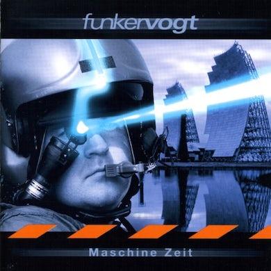 Funker Vogt MACHINE ZEIT CD